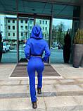 Модный прогулочный костюм с капюшоном, фото 3