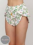 Женская хлопковая пижама с шортами, фото 3