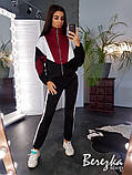 Тёплый спортивный костюм на флисе, фото 5