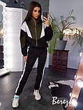 Тёплый спортивный костюм на флисе, фото 7