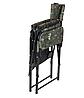 Раскладное кресло VITAN «Режиссер эконом» с мягкой полкой, фото 2