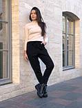 Брюки женские шерстяные серый, чёрный, бежевый 42-44,46-48,50-52, фото 2