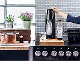 Аппарат для розлива воды Sodastream Spirit Black, фото 2