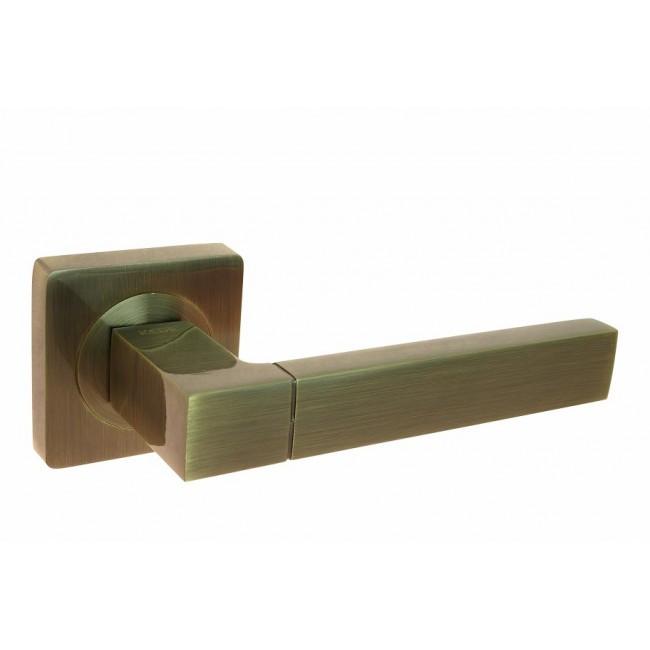 Ручка дверная Кедр R08.081 Бронза