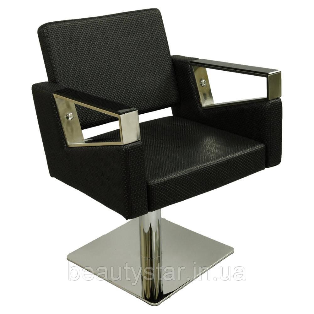 Кресло парикмахерское гидравлическое кресло на квадрате для клиента салона красоты SP368