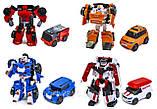 """Набор трансформеров """"Tobot"""" 8 шт. игрушка, набор машинок-трансформеров, детские машинки, машинка робот, фото 3"""