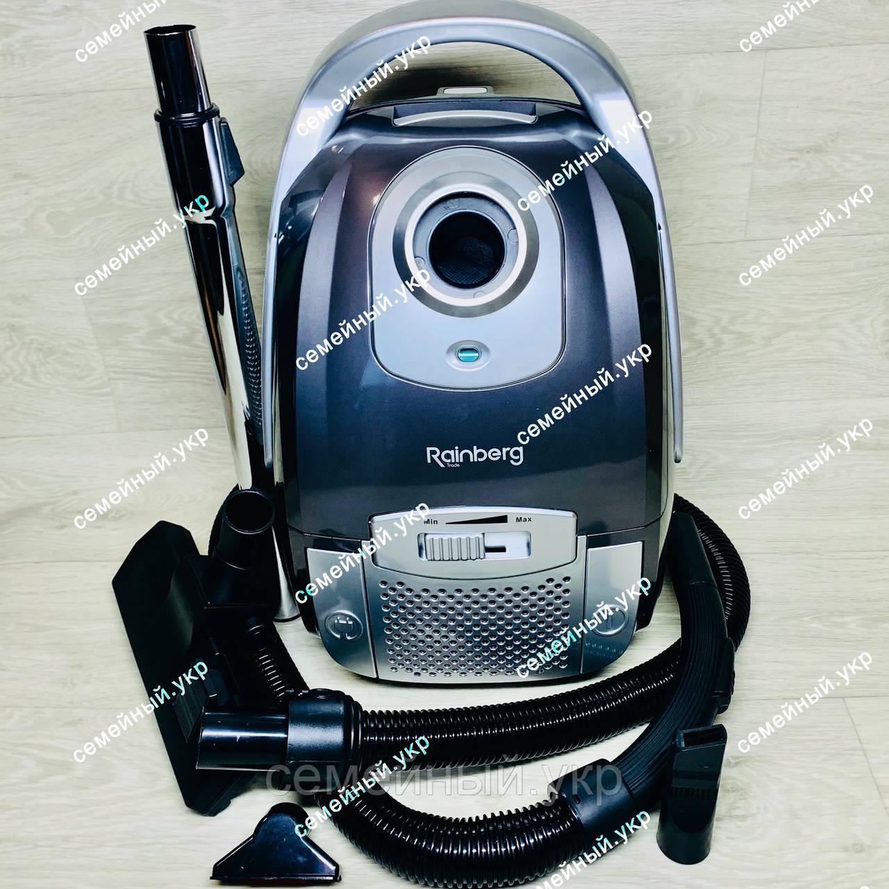 Пылесос для сухой уборки, мешковой 3200 Вт Rainberg RB-657