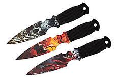 Ножи метательные 19700 (3в1)