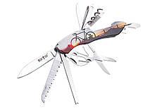 Нож многофункциональный 100040 (11 в 1)