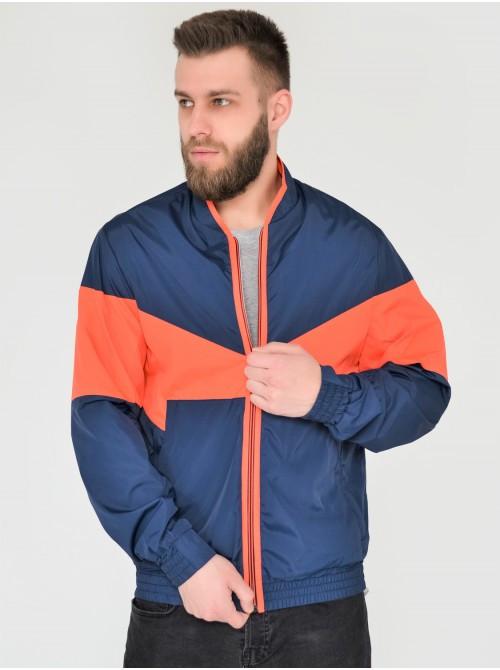 Ветровка мужская NK blue-orange