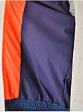 Ветровка мужская NK blue-orange, фото 4