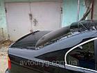 Лип спойлер(Сабля) на Citroen C2 (2003-2009)  , фото 4