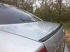 Лип спойлер(Шабля) на Dacia Logan II (2012+), фото 3