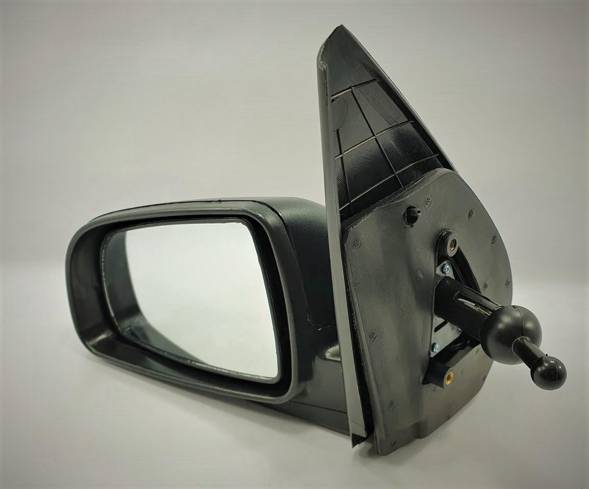 Зеркало механическое левое Авео Т-250 седан GROG Корея