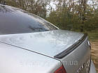 Лип спойлер(Сабля) на Ford B-Max (2012+) , фото 3