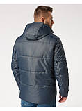 Зимняя мужская куртка B4 Blue 52, фото 3