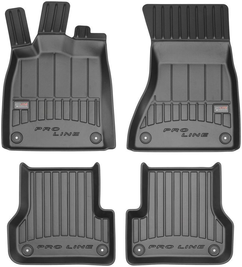 Коврики в салон Audi A6 C7 2011- Frogum Pro-Line 3D407459