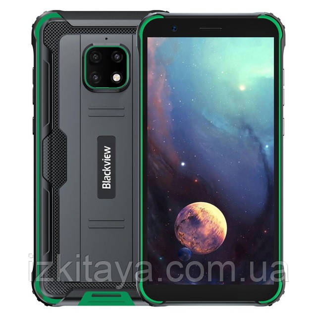 Смартфон Blackview BV4900 green 3/32
