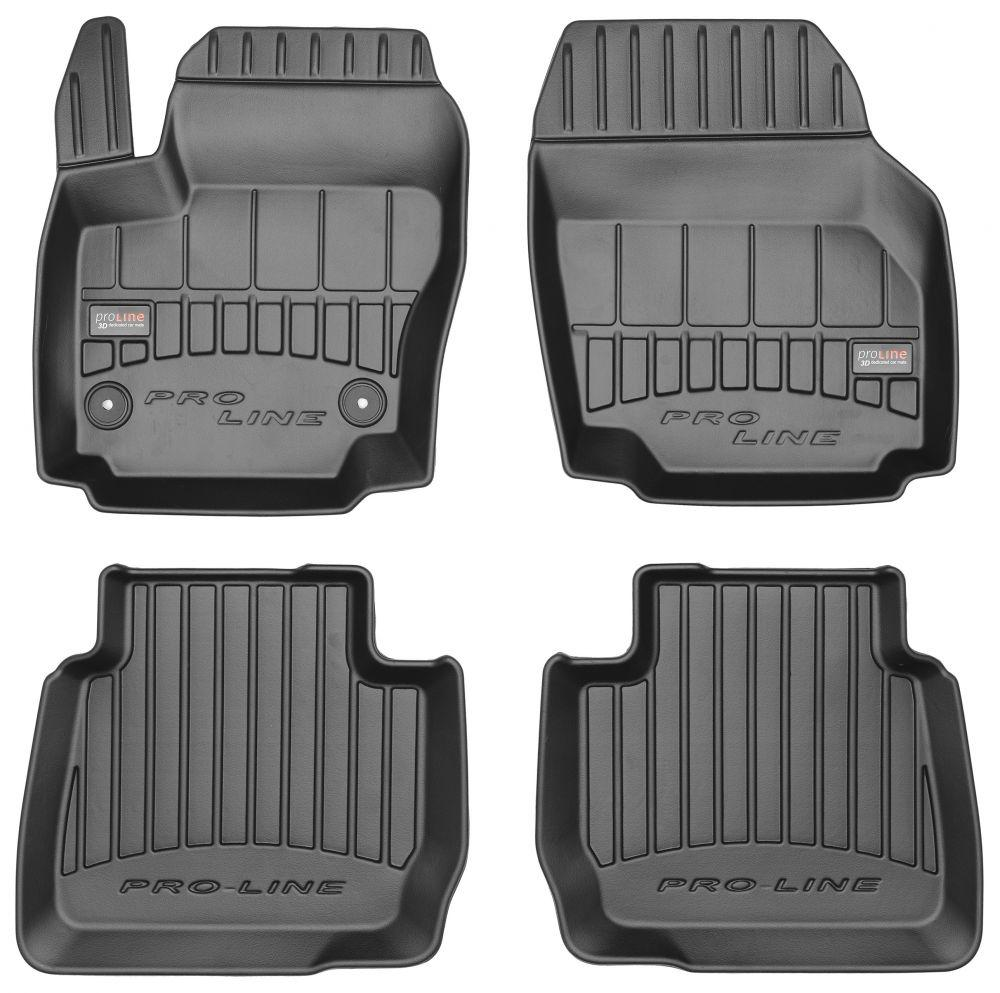 Коврики в салон Ford Mondeo MkIV 2007-2014 Frogum Pro-Line 3D408449