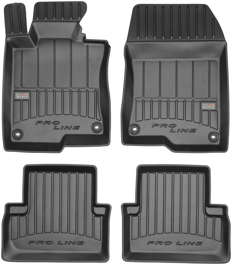 Коврики в салон Honda Accord VIII 2008-2015 Frogum Pro-Line 3D407466