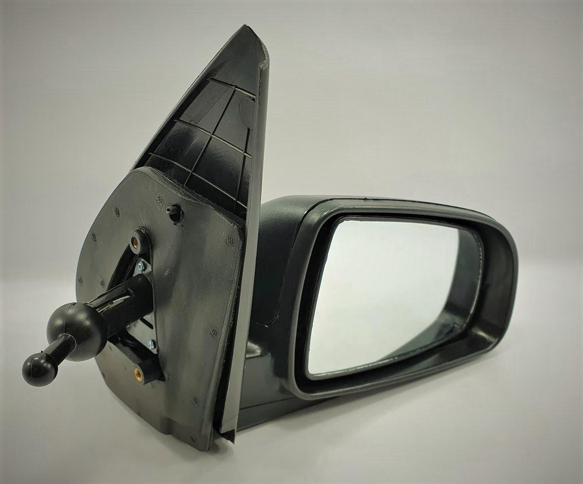 Зеркало механическое правое Авео Т-250 седан GROG Корея