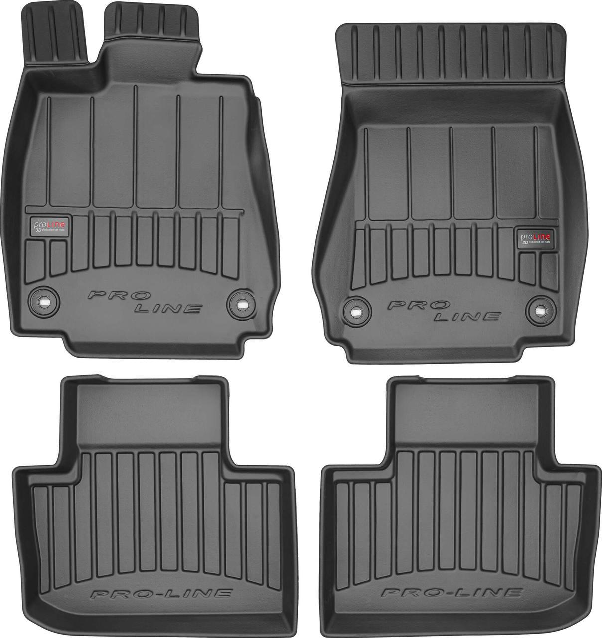 Коврики в салон Lexus IS III 2013- Frogum Pro-Line 3D409354