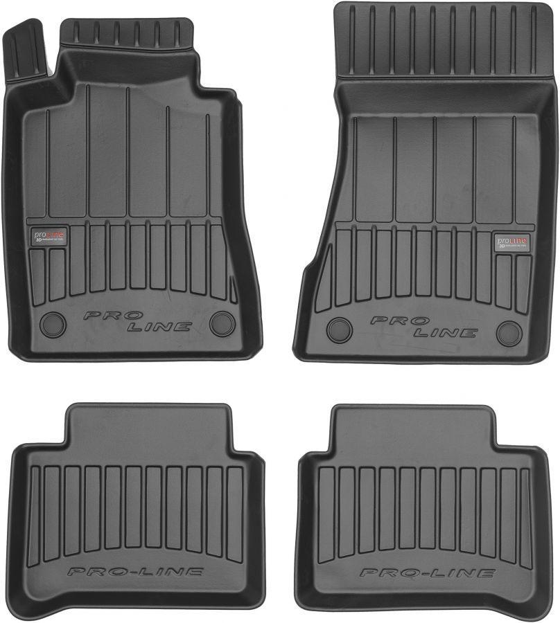 Коврики в салон Mercedes E-Klasa W211(не підходить для 4Matic) 2002-2009 Frogum Pro-Line 3D408104