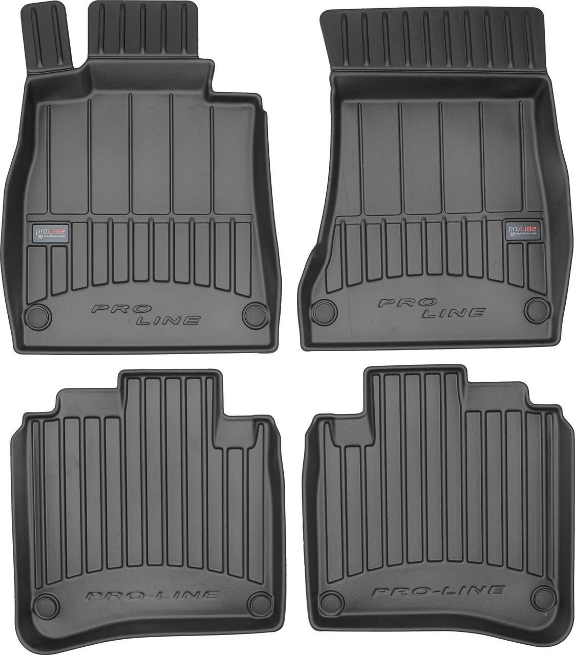 Коврики в салон Mercedes S-Klasa W222 (4Matic Long) 2013-2020 Frogum Pro-Line 3D409071