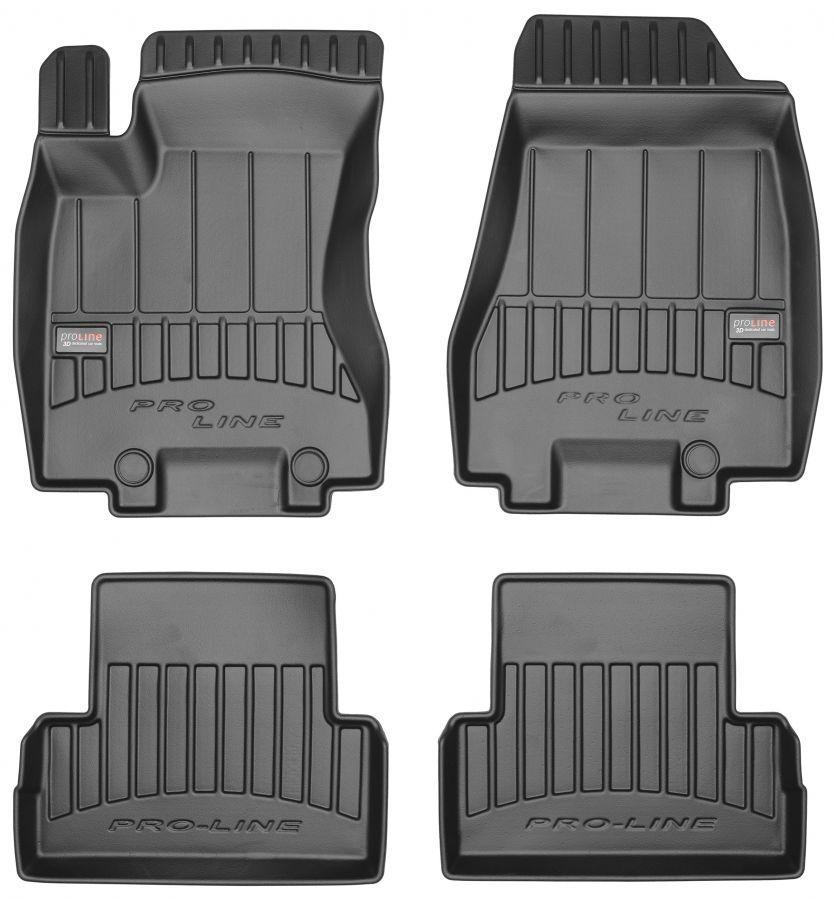 Коврики в салон Nissan X-Trail II T31 2008-2013 Frogum Pro-Line 3D408531