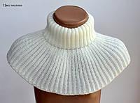 Детский шарф-манишка ТМ Arctic (молочный), фото 1