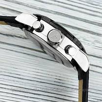 Оригинальные наручные мужские часы AMST 3022 Silver-Black Fluted Wristband, фото 3