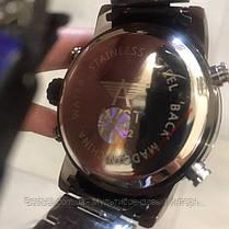 Оригинальные наручные мужские часы AMST 3022 Metall All Black, фото 3