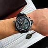 Оригінальні наручні чоловічі годинники AMST 3003 All Black, фото 2