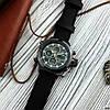 Оригінальні наручні чоловічі годинники AMST 3003 All Black, фото 3