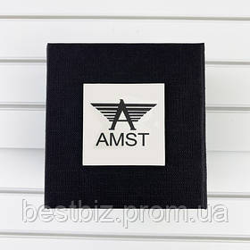 Подарочная Коробочка для часов с логотипом AMST Black