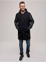 Мужское пальто DP-01 black