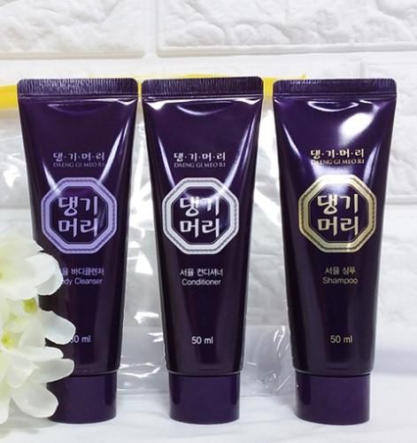 Дорожный набор для волос Daeng gi Meo ri Travel Kit