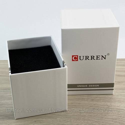 Подарочная Коробочка для часов с логотипом Curren White