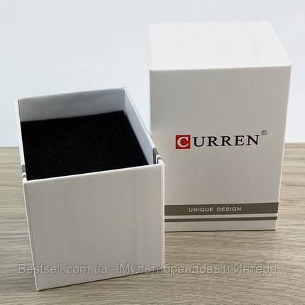 Подарочная Коробочка для часов с логотипом Curren White, фото 2