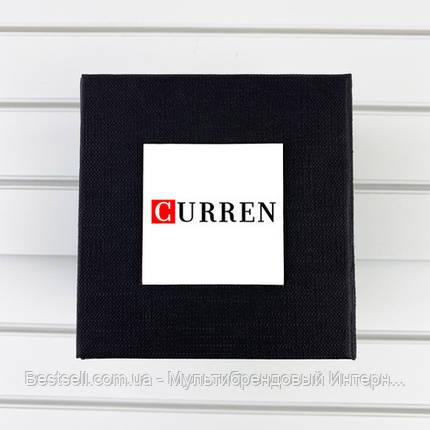 Подарункова Коробочка для годинника з логотипом Curren Black, фото 2