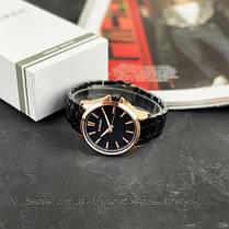 Оригінальні чоловічі годинники сталевий ремінець Curren 8322 Cuprum-Black / Годинник паління від різних фірм., фото 3