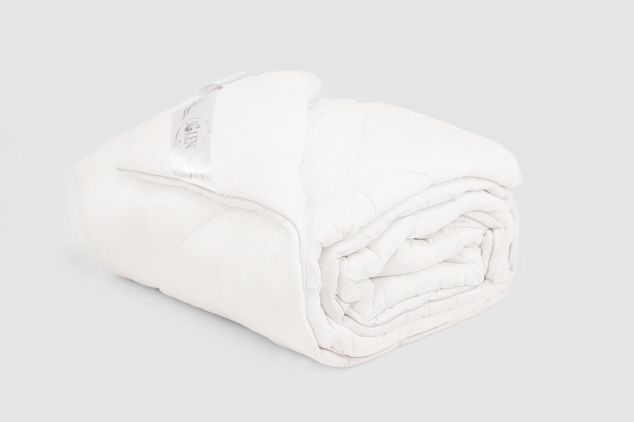 Одеяло IGLEN TS гипоалергенное Зимнее 140х205 см Белый (140205TS)