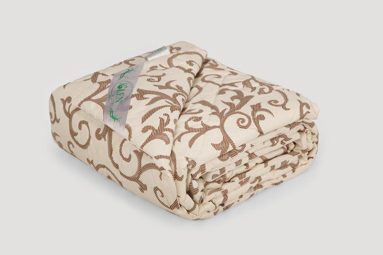 Одеяло IGLEN из хлопка в бязи Летнее 110х140 см Каручино (110140711B)