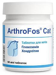 АРТРОФОС КЕТ ARTHROFOS CAT DOLFOS хондропротектор с глюкозамином и хондроитином для кошек, 90 таблеток