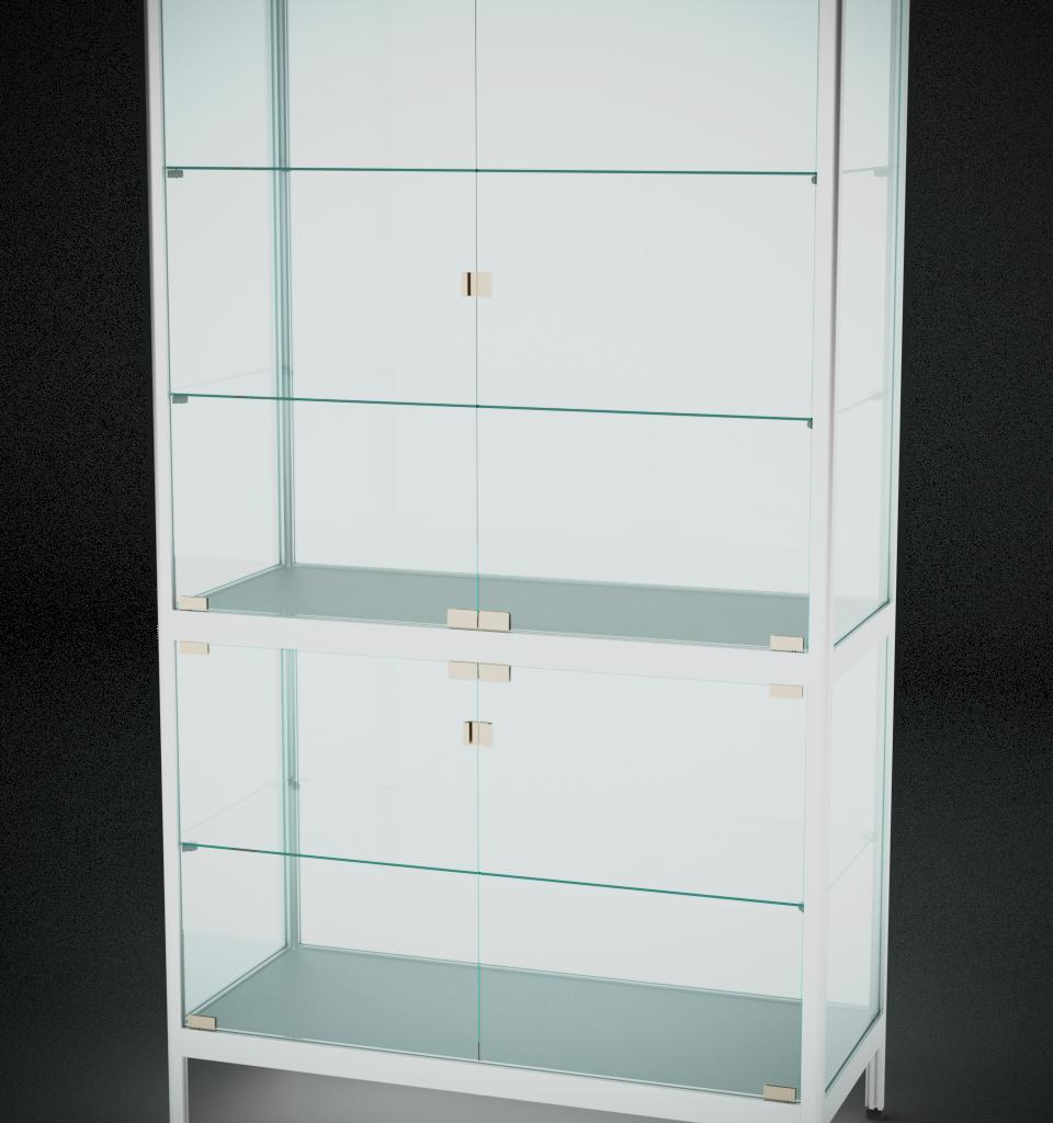 Шкаф двухстворчатыйШД-С-2