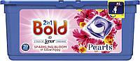 Капсули для прання 2n1 (Квітучий жовтий мак) 29шт - Bold