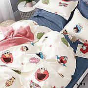 Комплект постельного белья подростковый ранфорс 20111 ТМ Вилюта
