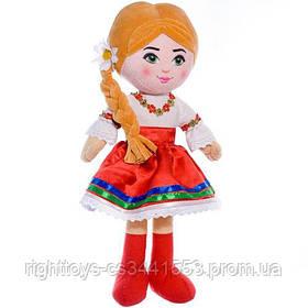 """Мягкая игрушка """"Украинка №1"""" 45 см Копиця 00417-13"""