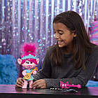 Кукла Тролли Поющая Розочка TROLLS, фото 3