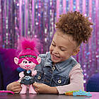 Кукла Тролли Поющая Розочка TROLLS, фото 4